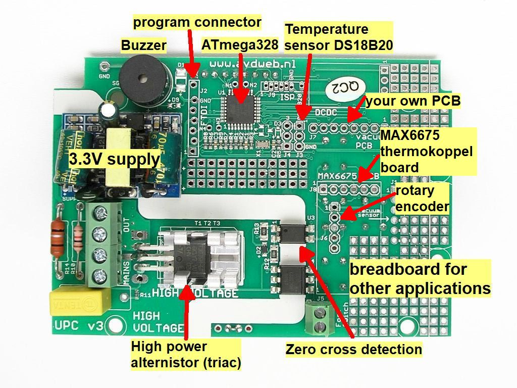 Spot Welder Controller With Tft Display Wiring Diagram Control Board