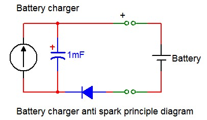 Car Battery Charger Circuit Diagram Pdf | Lightweight Battery Charger