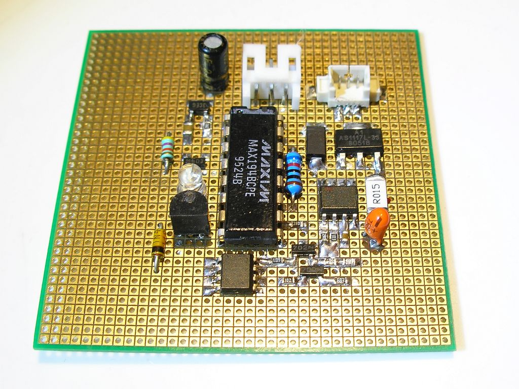 Pcb Manufacturing Circuit Board Low Cost Fabrication China Prototyping With A Perfboard