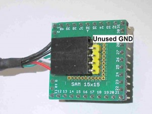 USB 4 pin header