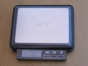Scale AUY FH-300/0.01g