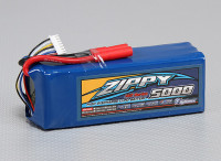 Lipo battery, charge rate 5C, specific energy 160Wh/kg