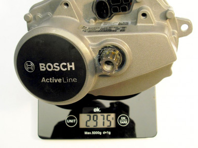 Bosch active line 3 disassembly