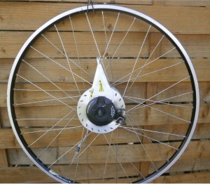Gazelle-Innergy-front-wheel