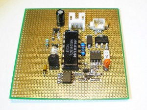 Perfboard for SMD and through hole