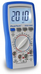 PeakTech 2010 calibration